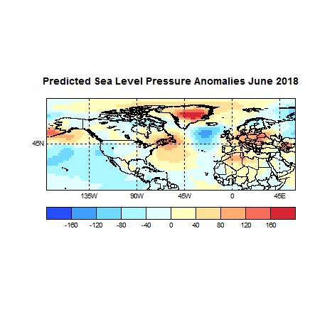 Prognose Bodendruck Juni 2018 Europa und Nordamerika