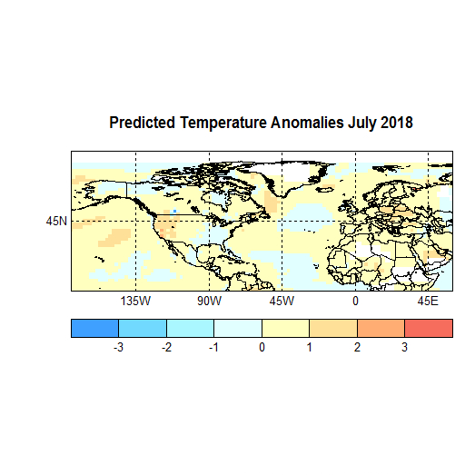 Prognose Juli 2018 Temperatur Am+Eu Bild