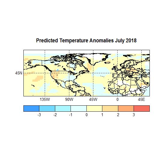 Prognose Juli 2018 Temperatur Am+Eu Bild