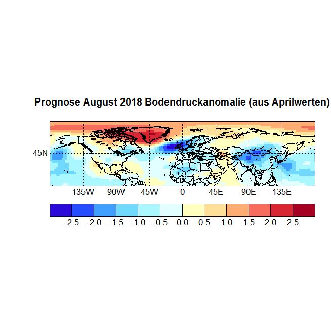 Prognose August 2018 Bodendruck NH aus April