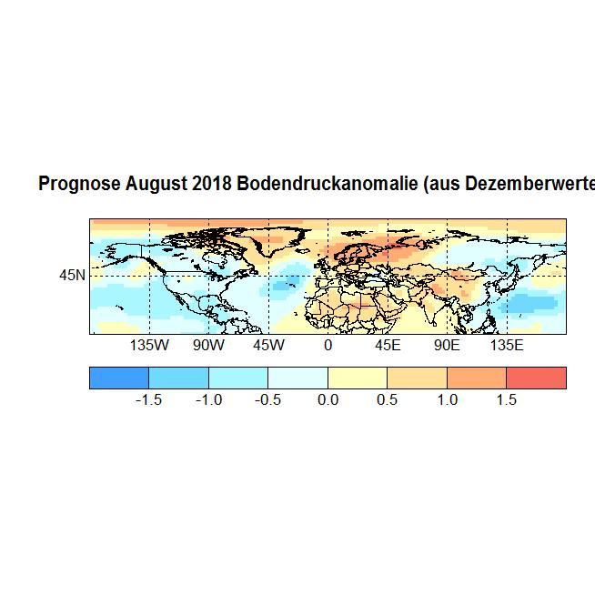 Prognose August 2018 Bodendruck NH aus Dezember