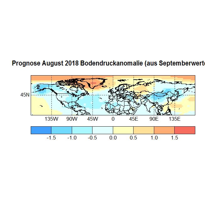 Prognose August 2018 Bodendruck NH aus Sept