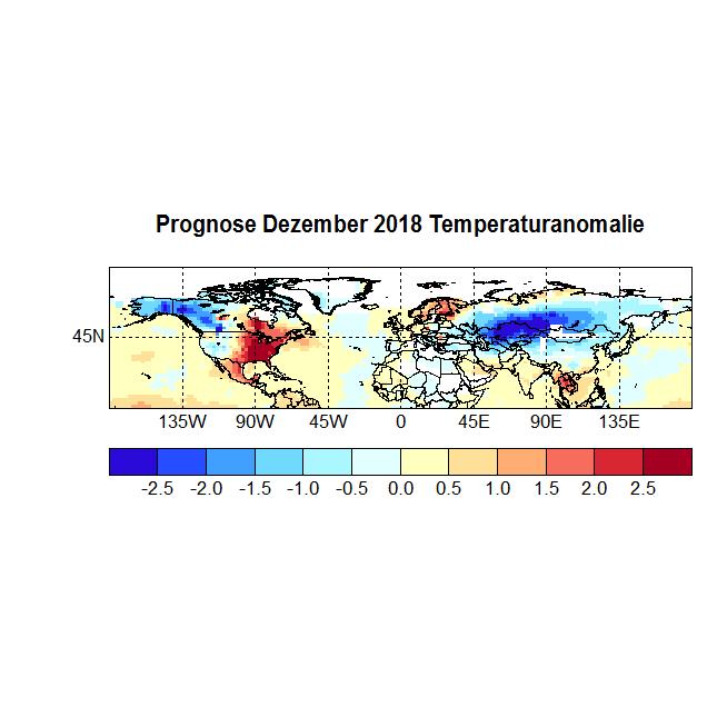 Prognose Dezember 2018 Temperatur aus Strat neu