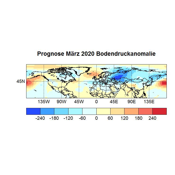 Prognose März 2020 Bodendruck NH Bild aus Sept